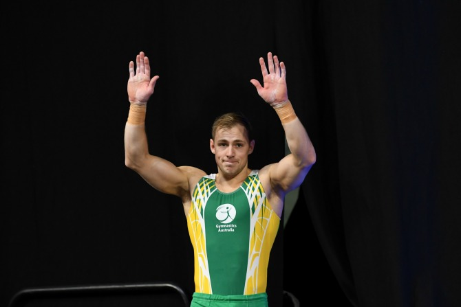 Canberra gymnast competes at Commonwealth Games