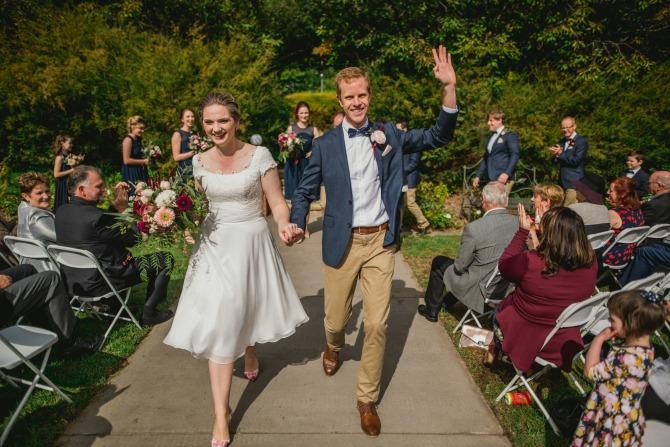 Real Wedding: Caitlin and Mark