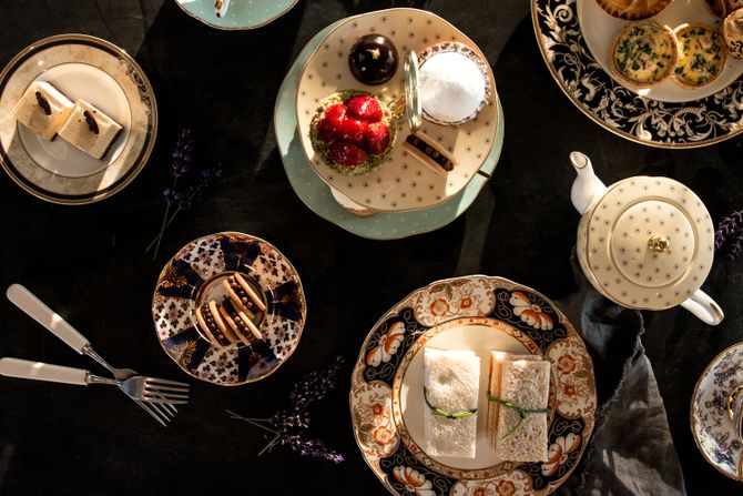 Pialligo's new High Tea sessions are worth saving space for