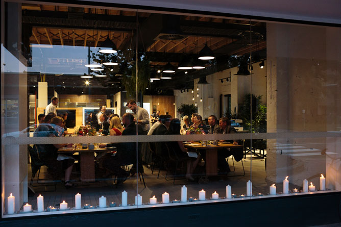 Introducing The Sunday Supper Club
