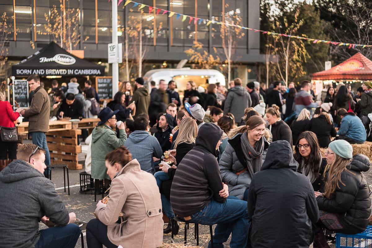A Guide to Canberra's winter markets
