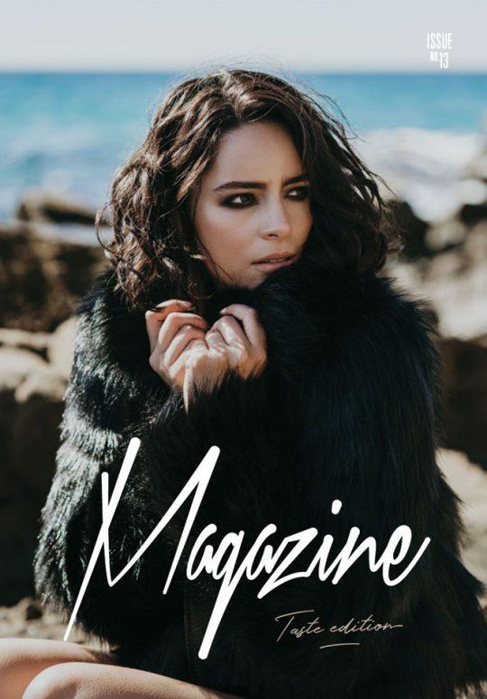 Issue 13: Taste