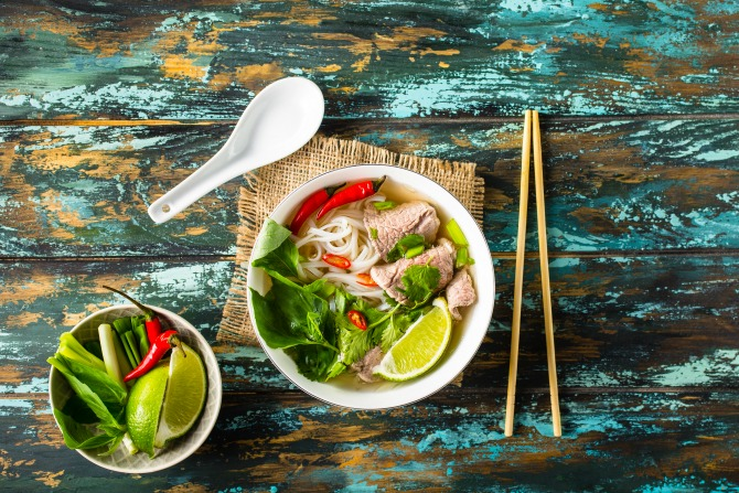 Un-pho-gettable! Five of Canberra's best Pho