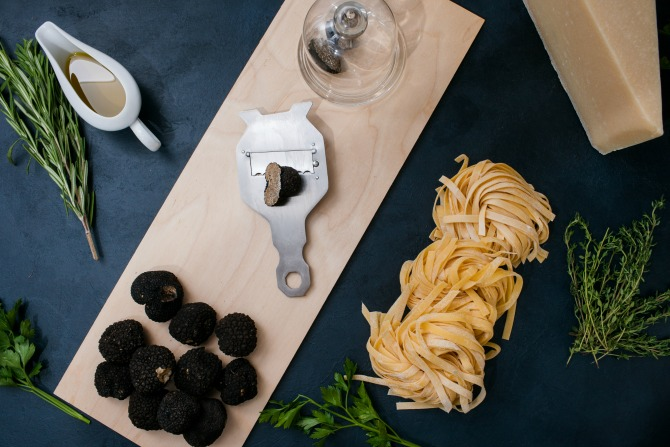 Eight places to eat truffles in Canberra this winter