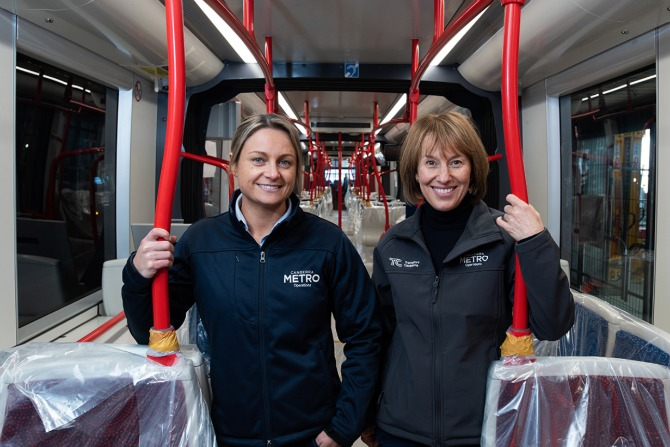 All aboard for careers with Canberra Metro