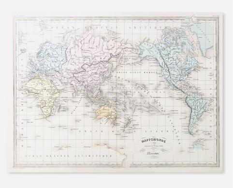 Canvas world map print typo 4999 hercanberra canvas world map print typo 4999 gumiabroncs Choice Image