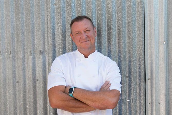 Kitchen Conversations: Darren Perryman