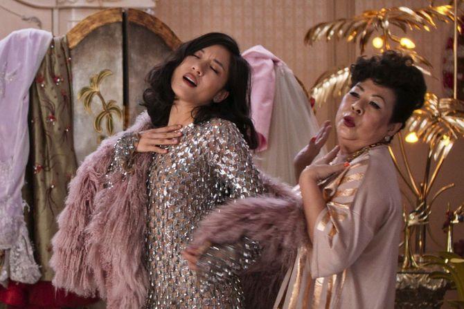 Review: Crazy Rich Asians