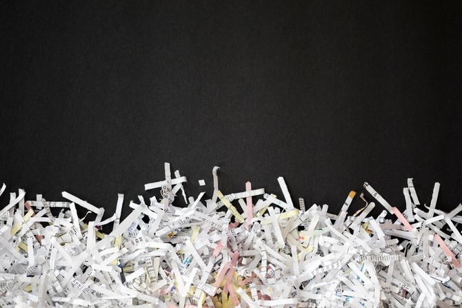 Canberrans can now recycle shredded paper with Send and Shred