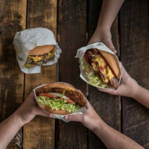 Happy International Burger Day: here are six to order tonight