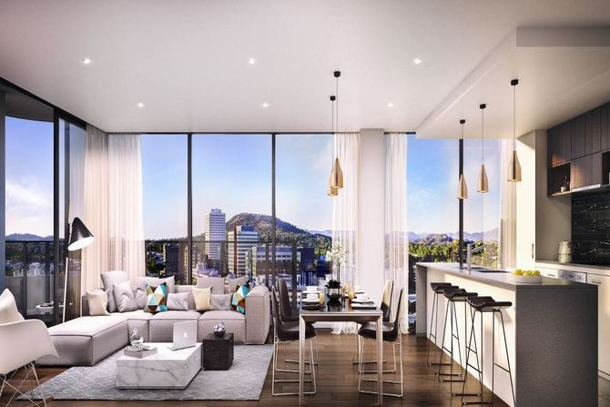A new resort lifestyle in Woden