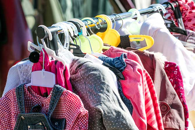 Everything old is new again at Canberra Kids Market