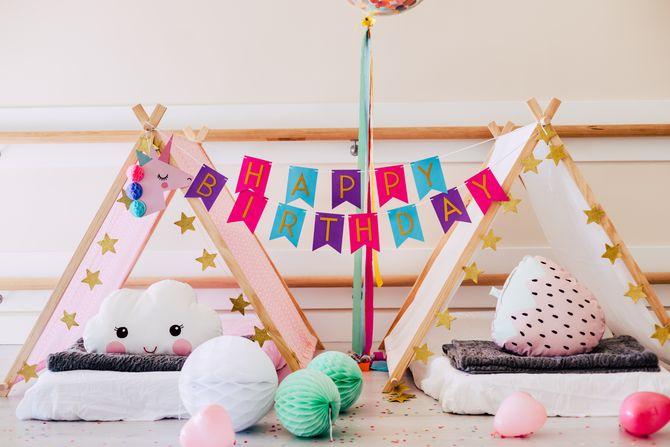Tiny Creatures makes kids' parties a piece of cake