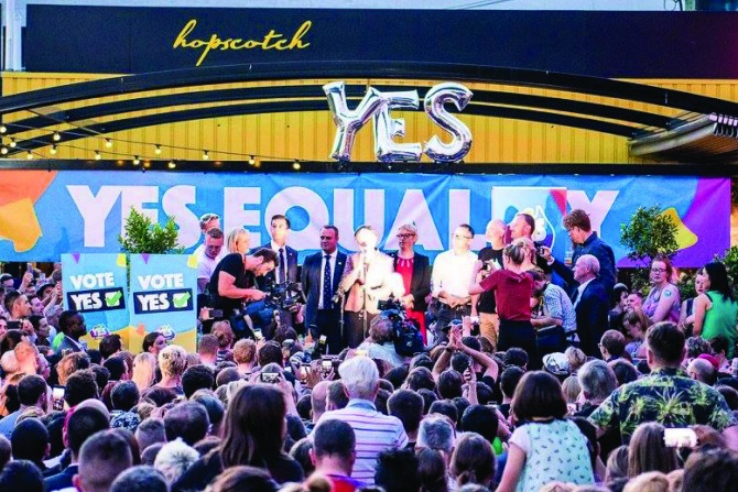 Keep the celebration of marriage equality going at Yes!Fest