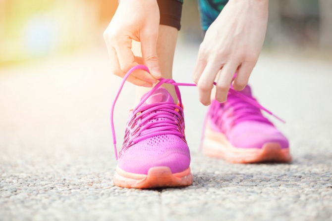Spring clean your fitness and health