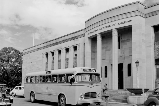 A ghost tour at Canberra's most haunted building