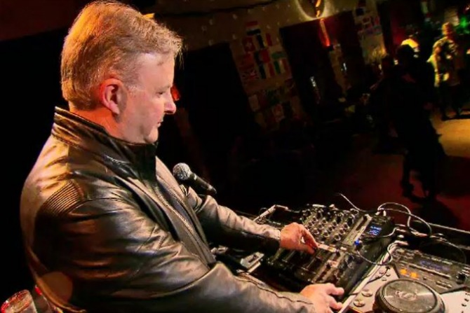 DJ Albo is coming to Canberra for one night only
