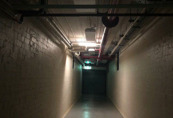 Get scared at Canberra's most haunted building