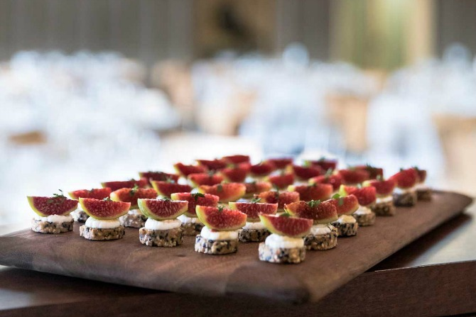 High expectations: Wedding catering in 2018