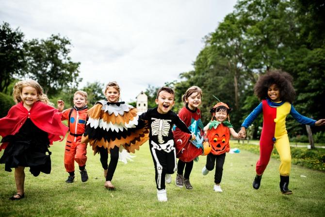 Ten spooktacular ways to celebrate Halloween with little ones