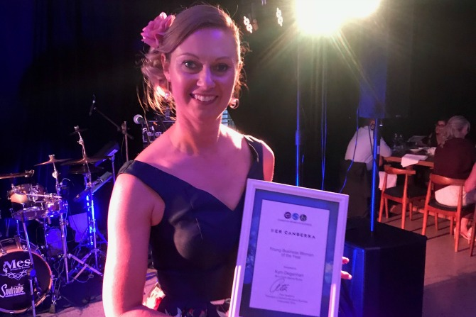 Canberra Women in Business Awards: and the winners are…