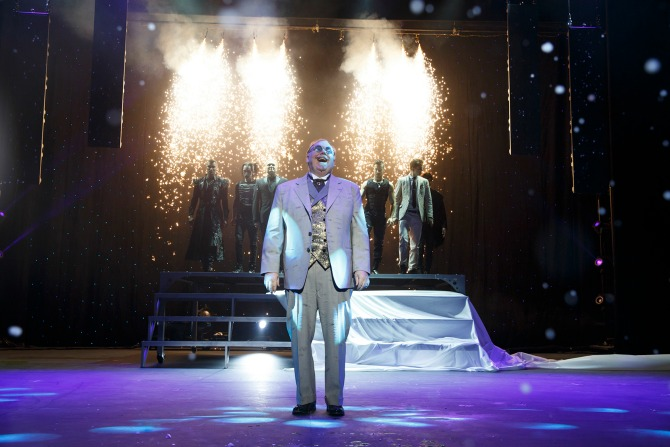 The Illusionists come to Canberra