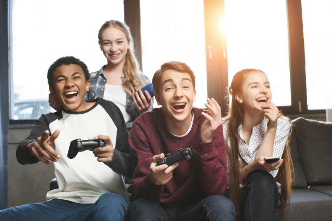 Get your gamer active these school holidays
