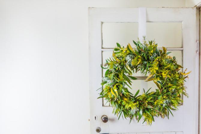 Nine DIY Christmas decoration ideas