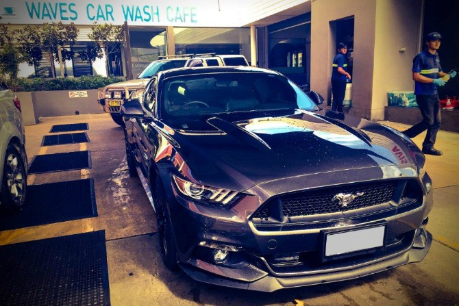 Want to win a month of unlimited professional car washes?