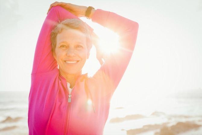 Free fitness for over 50s