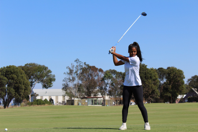 Wellness and community: a hole in one