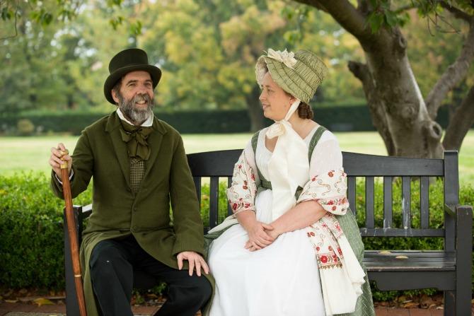 Dust off your bonnet, the Jane Austen Festival is back!