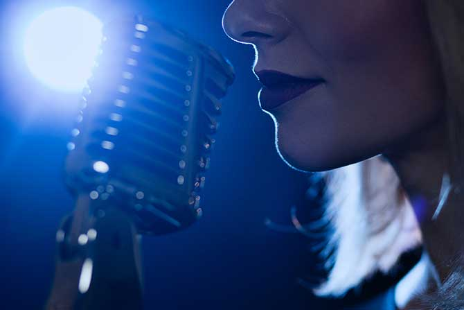 A busy week for Canberra's songstresses