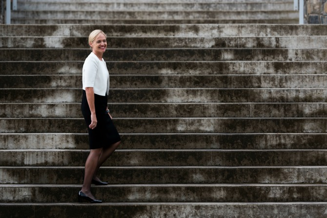 Meet Anna Owen, the new Principal at CGGS