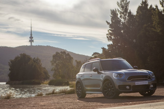 Win a big weekend adventure in the brand-new MINI Countryman Hybrid