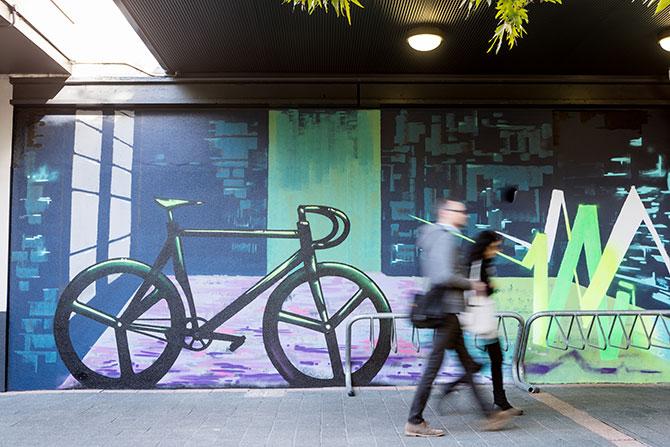 Bradley Street: Woden's new local