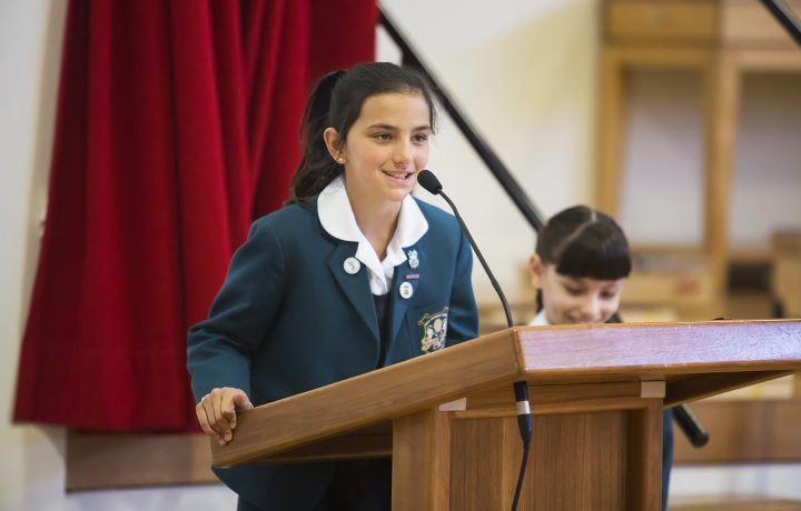 Developing girls with grit at CGGS