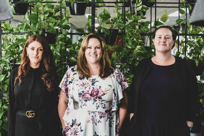 The women driving Canberra's finance industry