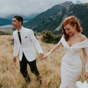 Kristen Henry's Wedding: the bride tells