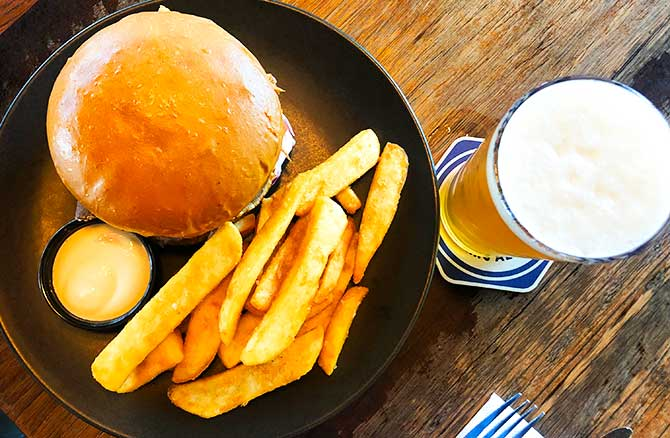 Canberra's best burgers and beers