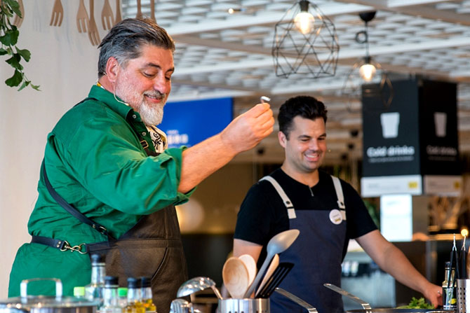 Matt Preston set to pop up at IKEA