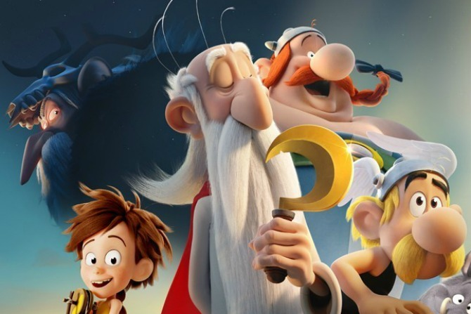 Review: Asterix and the Secret of the Magic Potion
