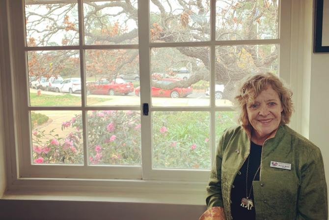Kerrie Blain on balancing seven kids and a demanding teaching career