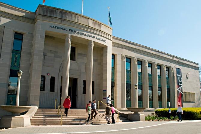 Weirdest artefacts you'll find in Canberra