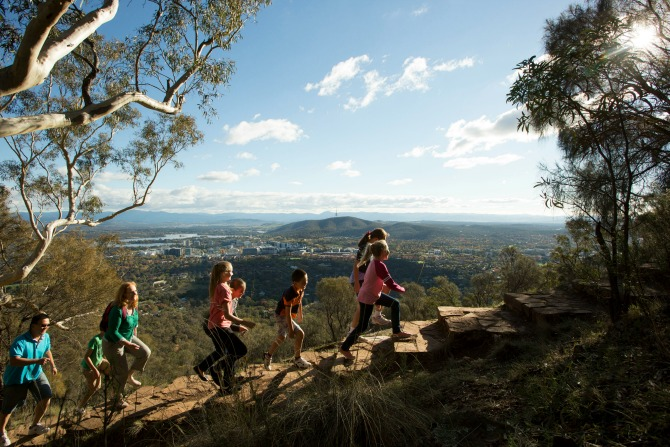 13 of Canberra's best walks