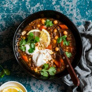 Five tips for healthy winter soups (with recipes!)