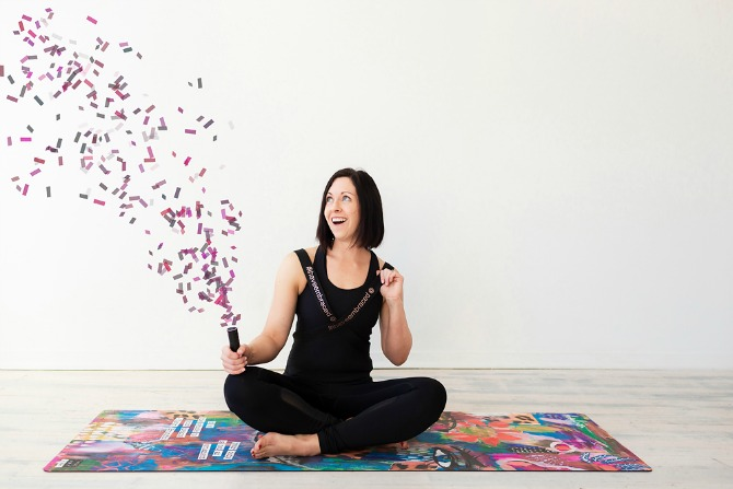 Embracing body positivity, one yoga mat at a time