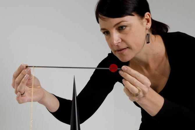 Hand meets machine: Mechanical Sampling by Phoebe Porter