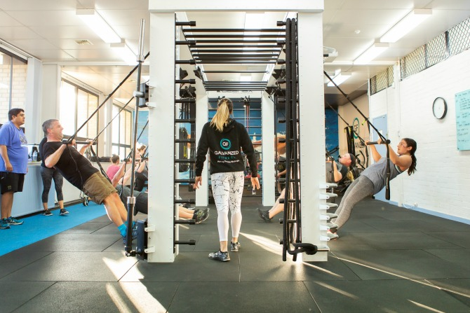 Get fit with your family and Olympic swimmer Felicity Lemke
