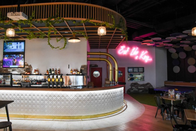 Kingpin: bowling and escape rooms now open at Canberra Centre